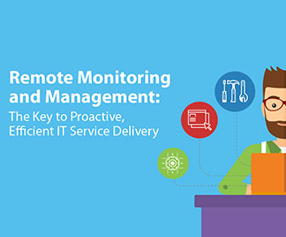eBook design - Remote Monitoring and Management